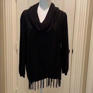 🎀Joseph A lightweight cowl neck sweater